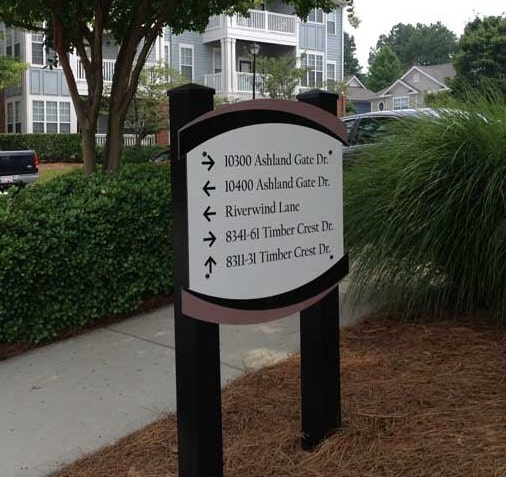 Directional 2 | Multifamily Housing Signs