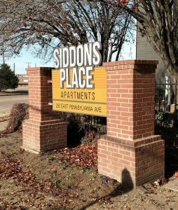 Exterior Building Signs 1 Finished Siddons Monument Sign