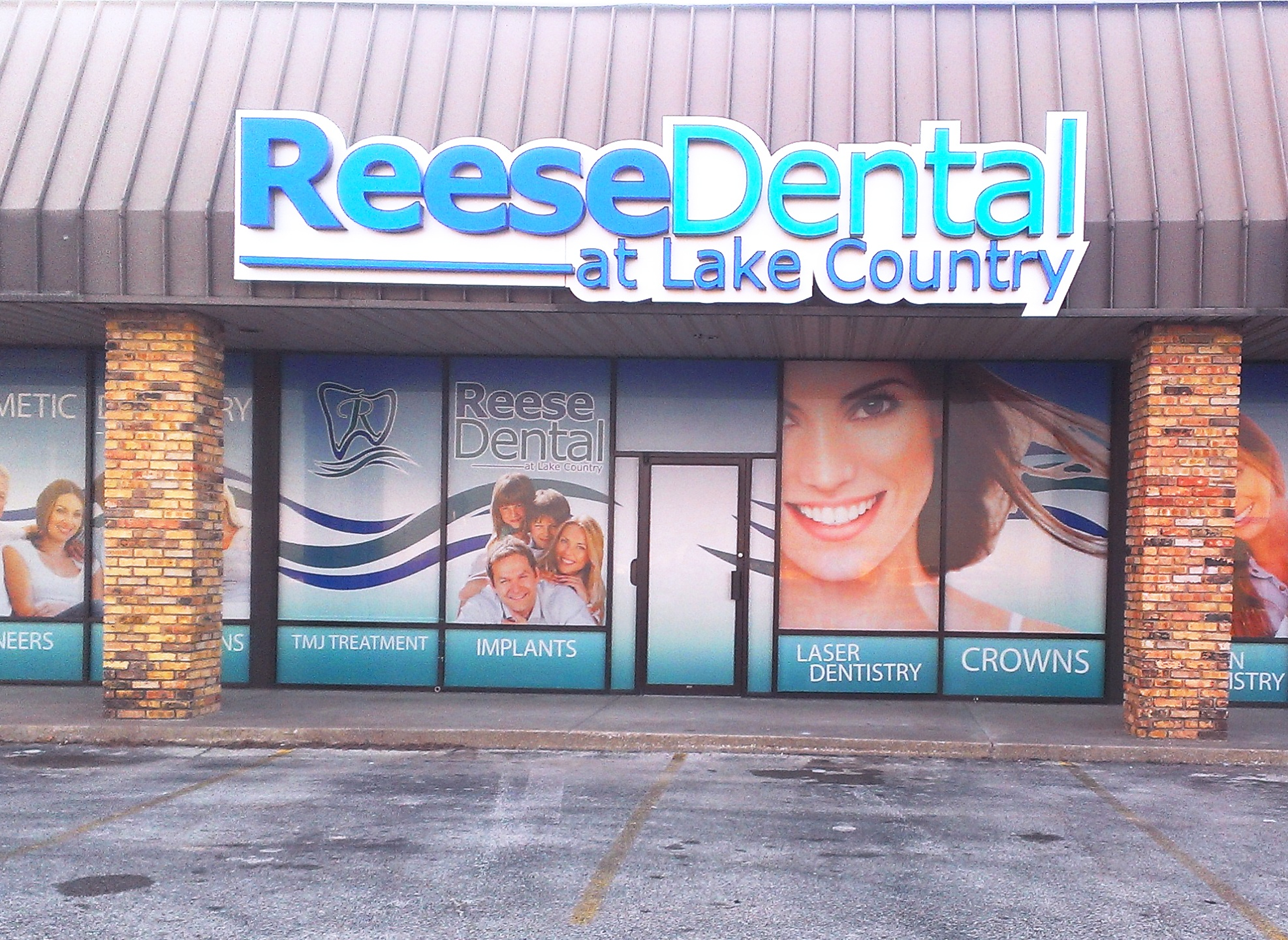 Window Graphics for Denton and Tarrant County Texas 2 Full Front 2