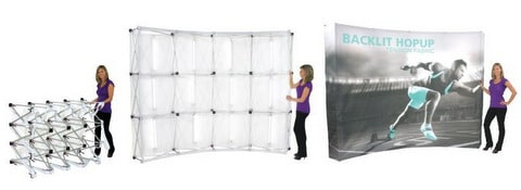 Trade Show Graphics and Displays Cowtown file 390437167