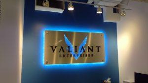 Valiant completion shot   Home