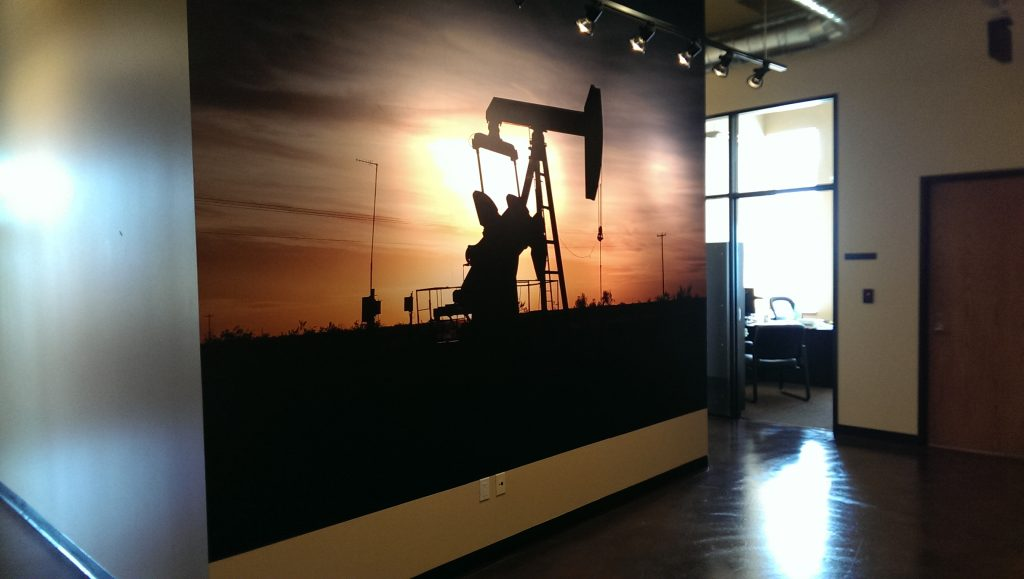 Athlon Energy Wall Mural   How Local Culture Adds Value to Your Brand